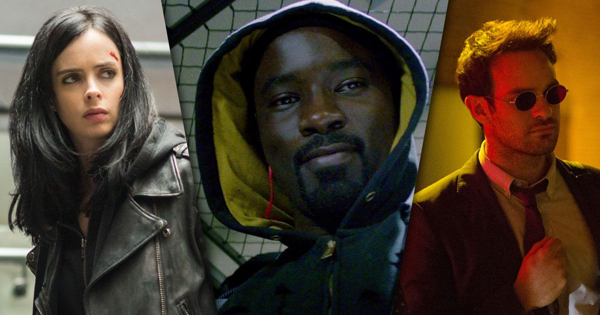 How Netflix's Superhero Shows Distinguish Themselves From the Repetitive Marvel Cinematic Universe