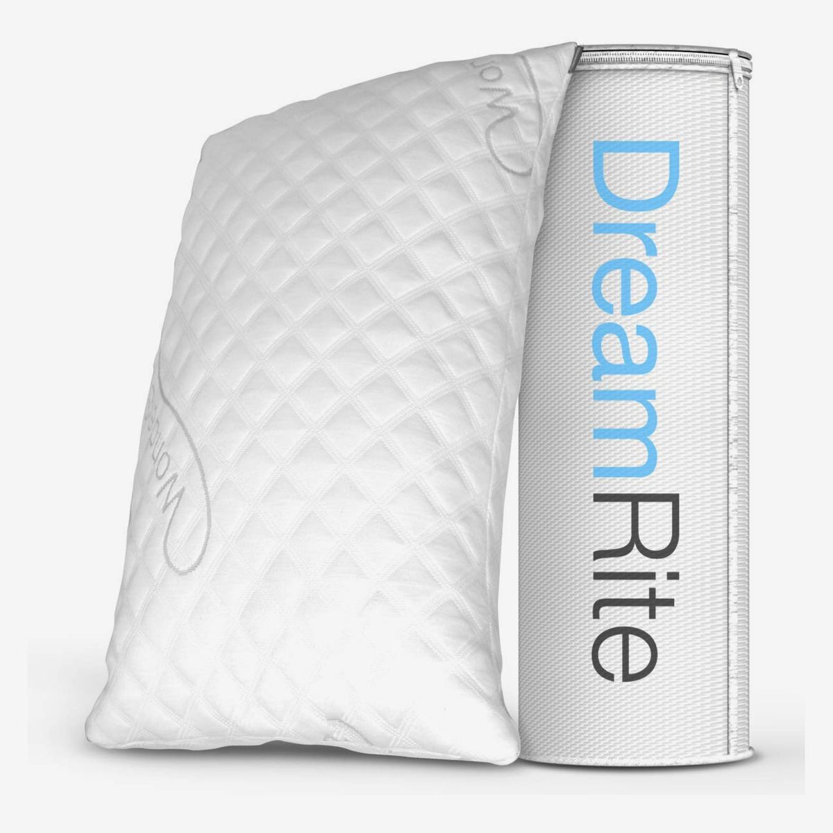 Hotel YILANS Sleeping Pillows Cotton Soft Pillow Cotton Medium Low Cervical Spine Health Care Thin Pillow Feather Velvet Suitable for Home 2 Pack Etc.