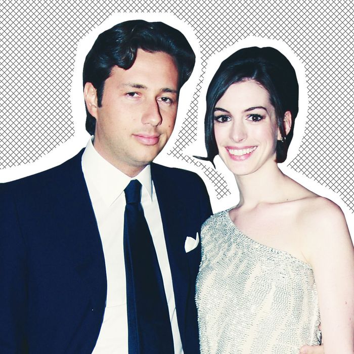 Remember The Time Anne Hathaway Dated A Con Man?