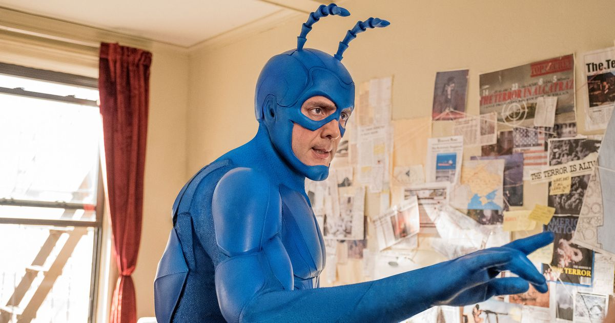 The Tick Officially Doesn't Find New Home After Extensive Fan Campaign