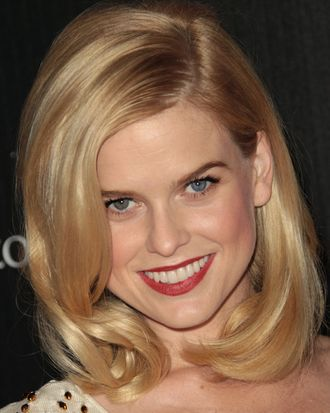 WEST HOLLYWOOD, CA - NOVEMBER 13: Actress Alice Eve attends the 2011 Hollywood Style Awards at Smashbox West Hollywood on November 13, 2011 in West Hollywood, California. (Photo by Frederick M. Brown/Getty Images)
