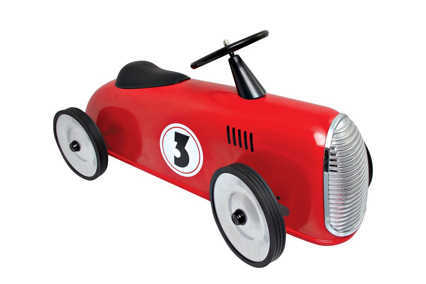 FAO Schwarz Ride on Roadster Car