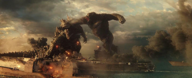 Godzilla vs Kong - kritika