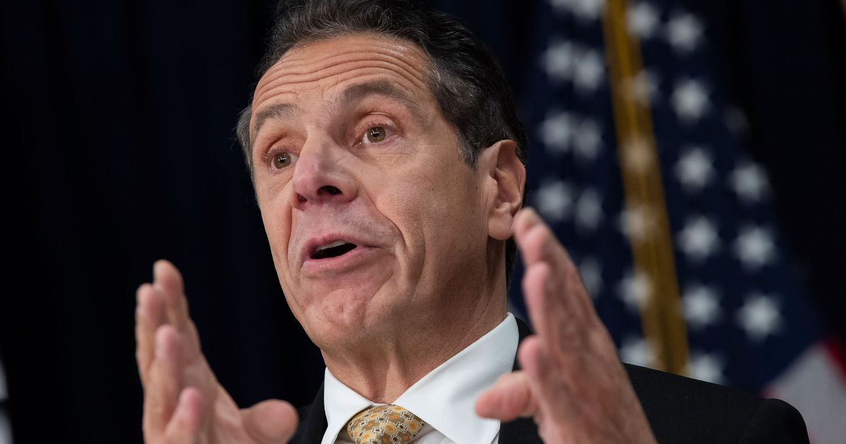 Andrew Cuomo Says 'N—-' On The Radio, Still Unclear Why