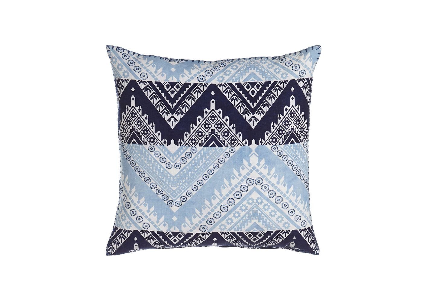 John Robshaw Blue Bayou Pillow