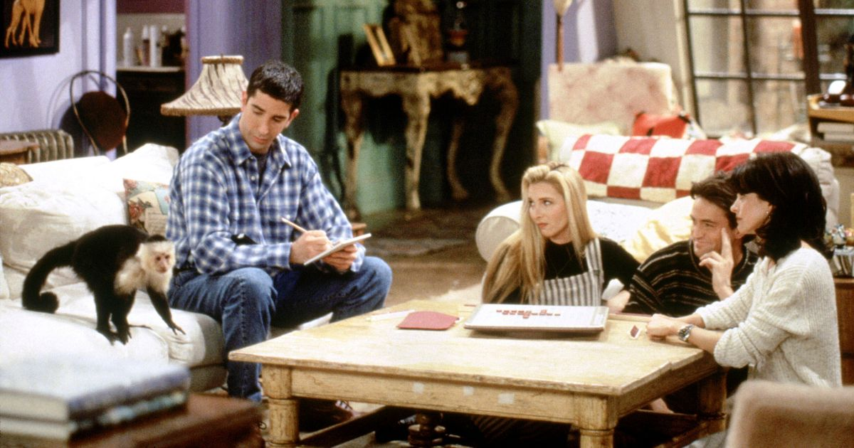 Queue Up 'The Lion Sleeps Tonight' Because Friends Monkey Marcel Might Be in FX's Y