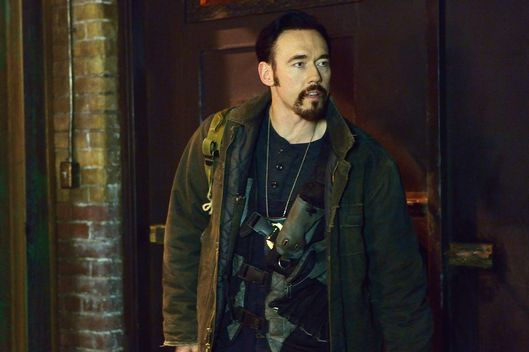 "THE STRAIN -- ""BK, NY"" -- Episode 201 (Airs July 12, 10:00 pm e/p) Pictured: Kevin Durand as Vasily Fet.CR: Michael Gibson/FX"