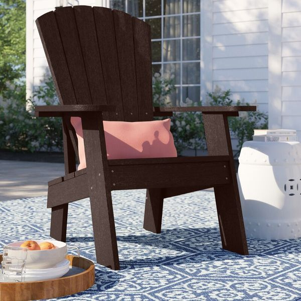 Sol 72 Outdoor Colworth Plastic Adirondack Chair