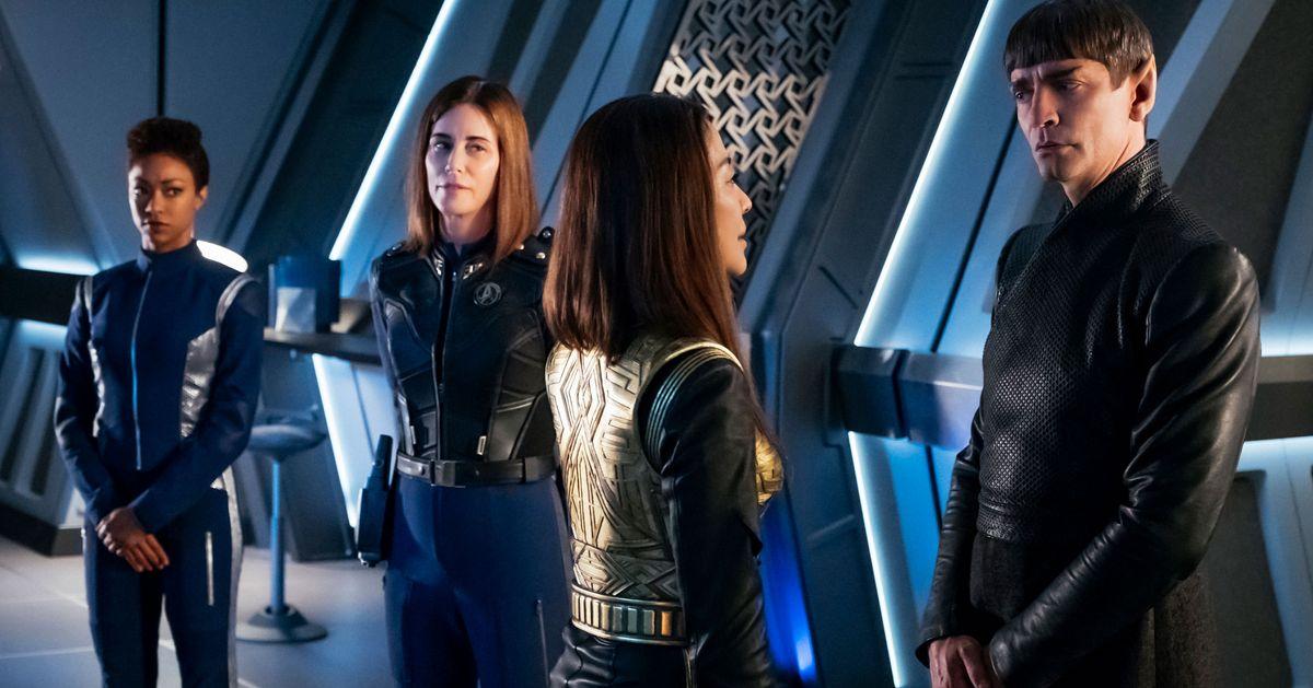 Star Trek: Discovery Recap: Unsubscribing, Klingon-Style