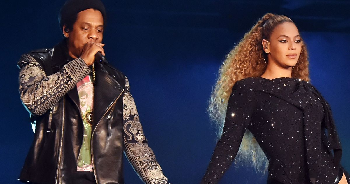Why Beyoncé and Jay-Z's Album Didn't Debut at No  1