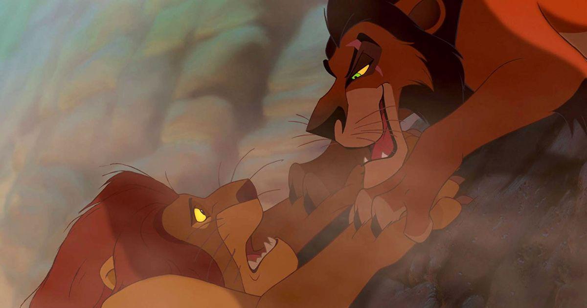 Mufasa Death Scene The Original Lion King Animators Discuss