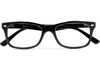 Ray Ban Square-frame acetate optical glasses
