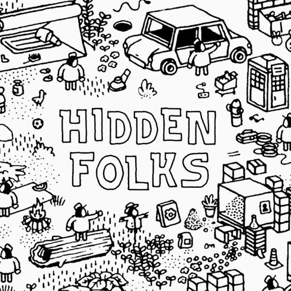'Hidden Folks'