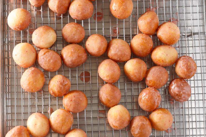 More doughnut holes!