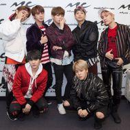 BTS Visits Music Choice