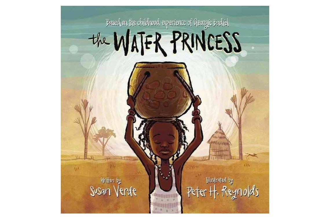 """The Water Princess,"" by Susan Verde"