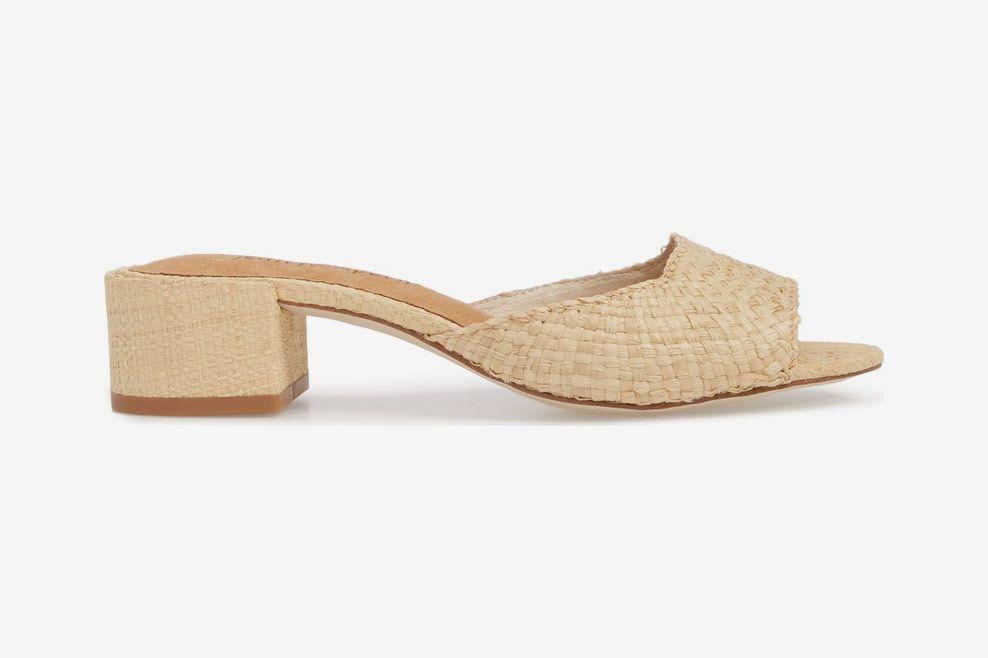 Jeffrey Campbell Mélange Slide Sandal