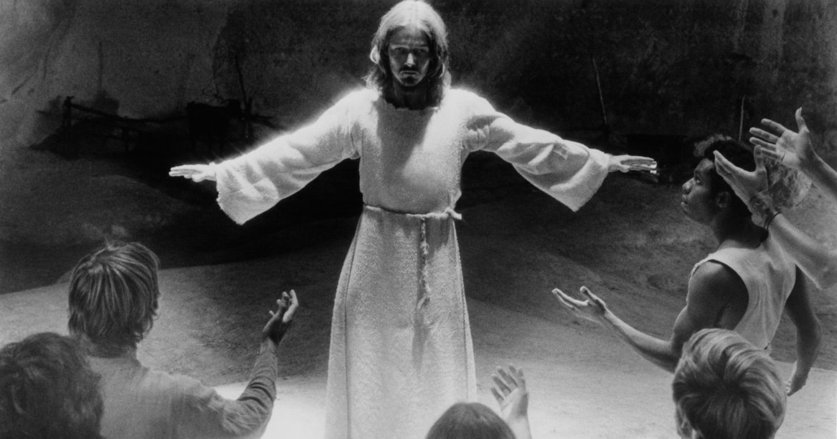 Ted Neeley In 'Jesus Christ Superstar