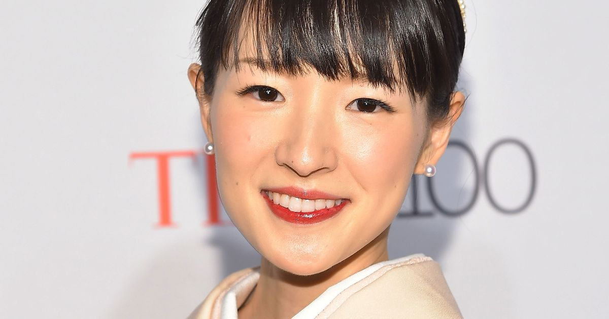 Author Marie Kondo attends 2016 Time 100 Gala, Time's Most Influential People In The World at Jazz At Lincoln Center at the Times Warner Center on April 26, 2016 in New York City.