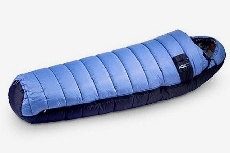 Exxel Everest Mummy Sleeping Bag