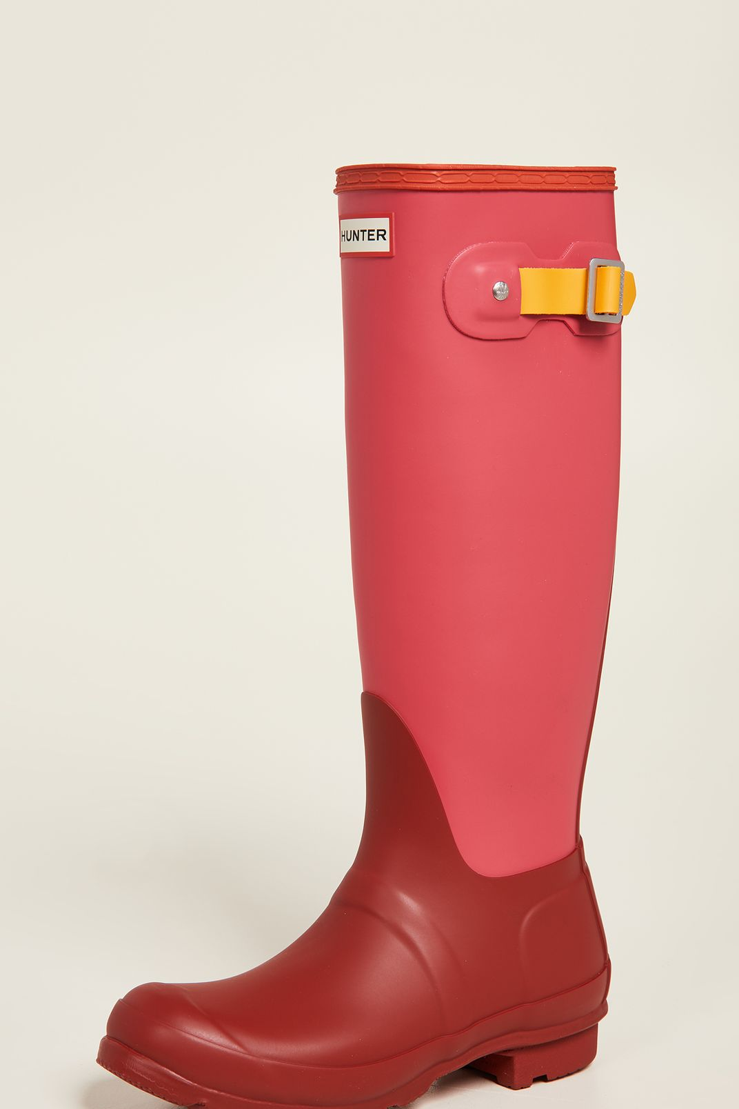 Hunter Boots Original Tall Colorblock Boots