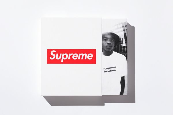 Supreme (Vol 2) Book