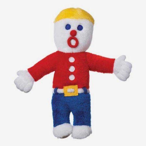 Multipet Mr. Bill Plush Dog Toy