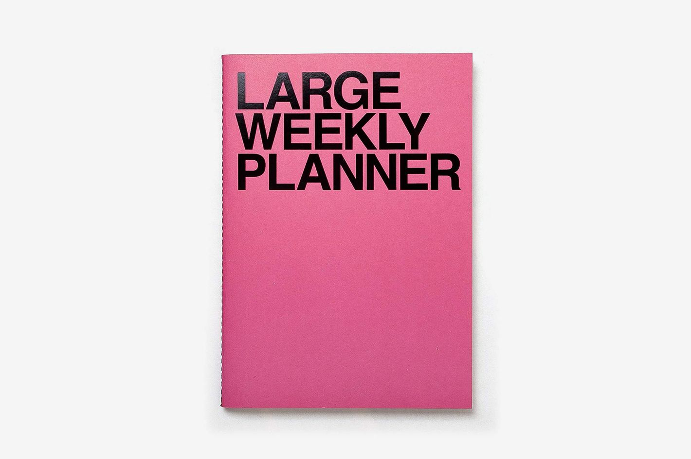 JStory Large Personal Wide Spaces Weekly Planner