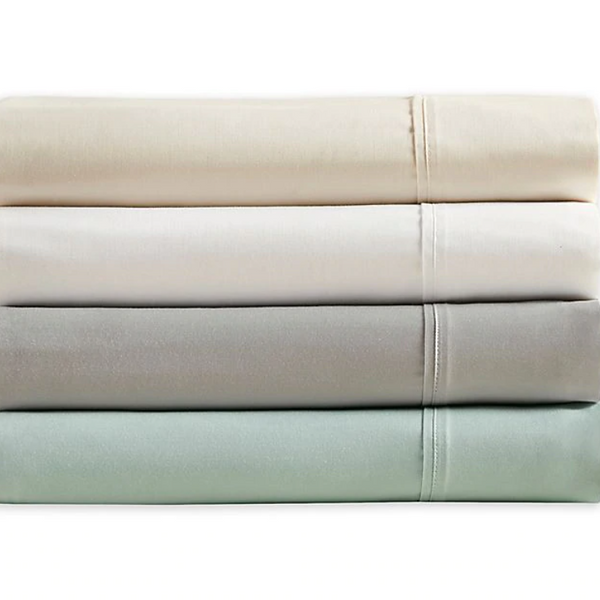 Beautyrest 400-Thread-Count Wrinkle Resistant Cotton Sateen Sheet Set