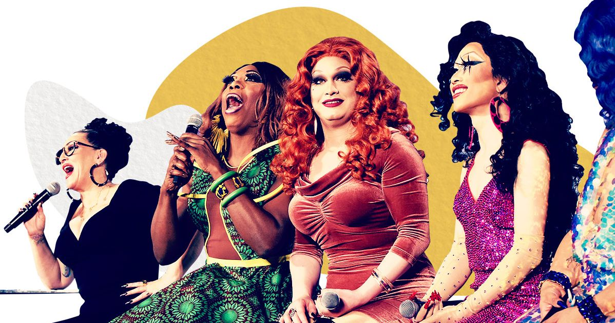 Getting Real With The Queens Of Rupaul S Drag Race