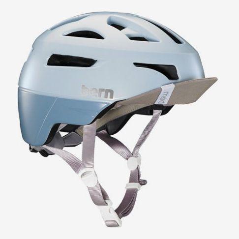 Bern Union Helmet - Satin Pale Blue