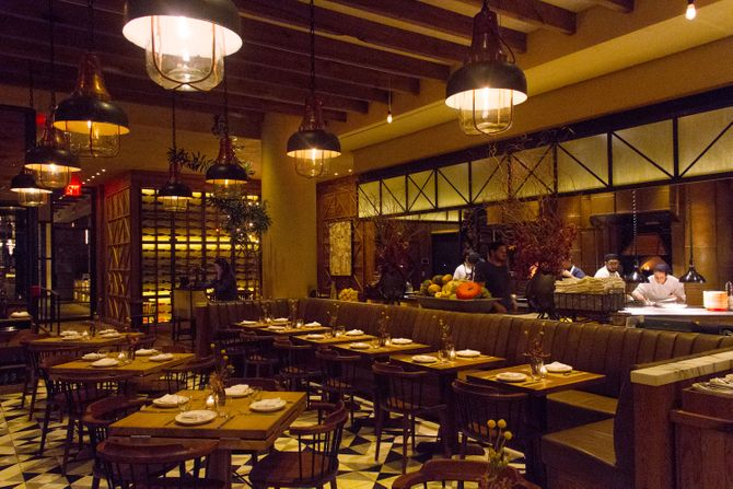 Restaurant Review L'Amico and Jams Grub Street