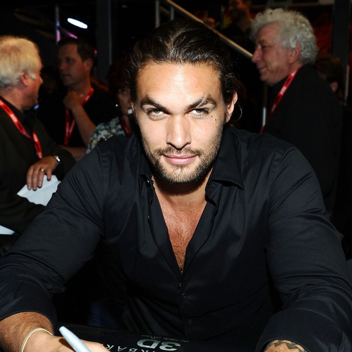 Jason Momoa: I Loved To 'Rape Beautiful Women' On GOT