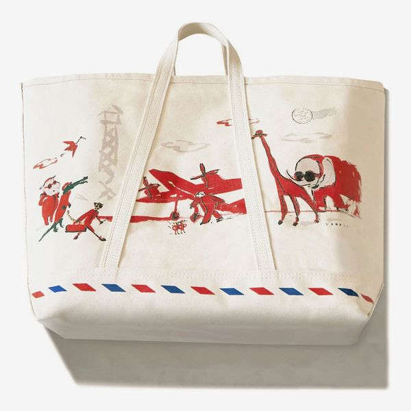 The Air Mail Large Tote