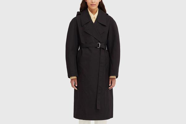 Women U Blocktech Trench Coat