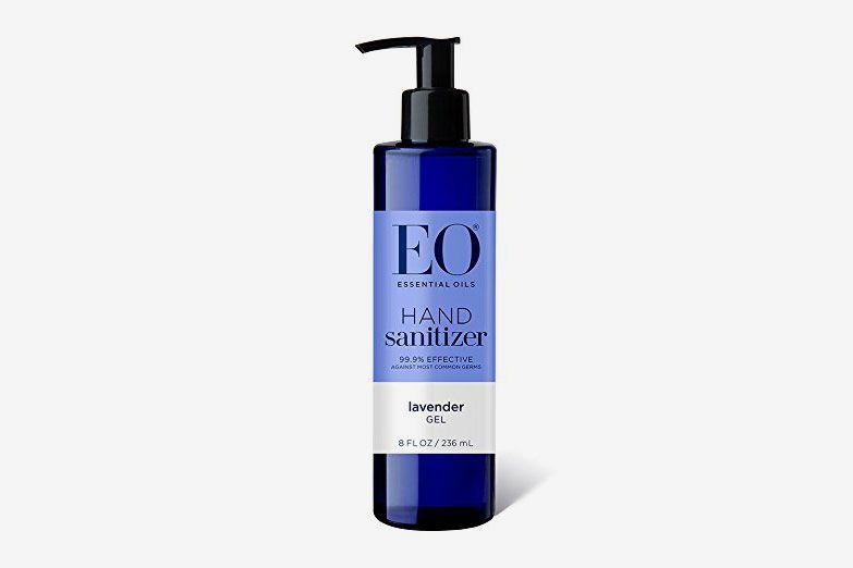 EO Botanical Hand Sanitizer Gel, Lavender