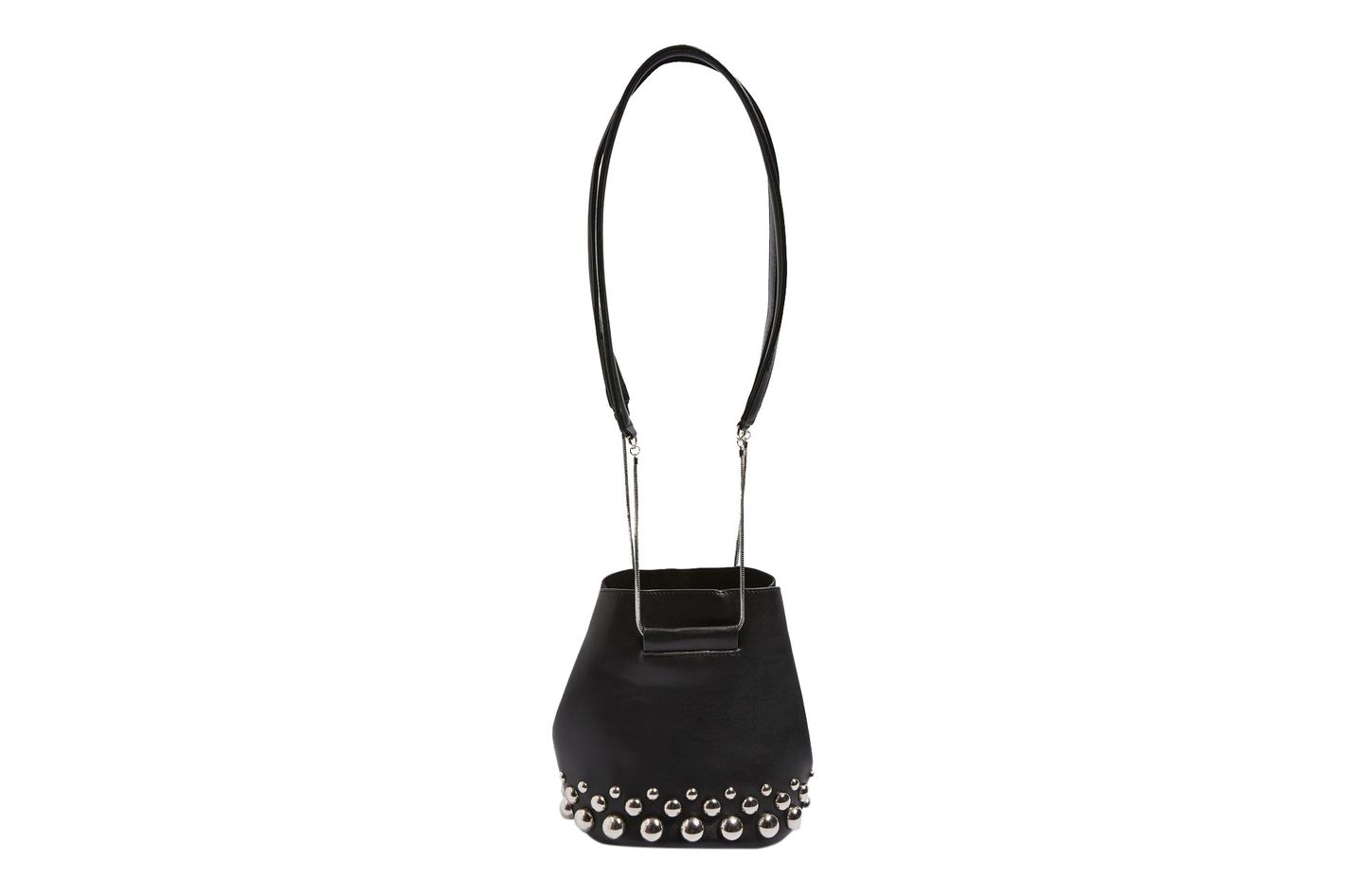Seth Stud Bucket Bag