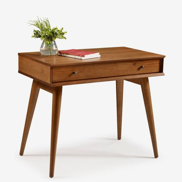 Aliyah Solid Wood Desk