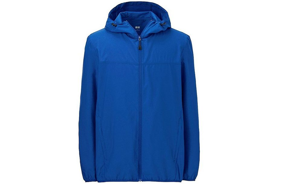 Men's Pocketable Parka