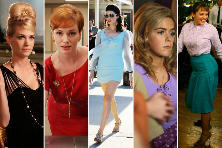 The Best Looks From Mad Men's Entire Run