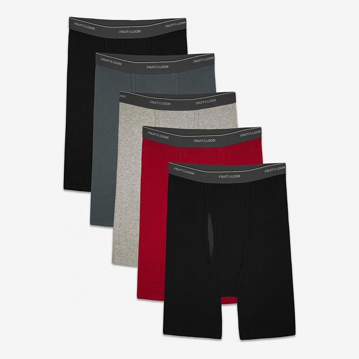 Napoo Best Briefs Underwear Men Short Leg Bulge Pouch Breathable Comfortable Underpants