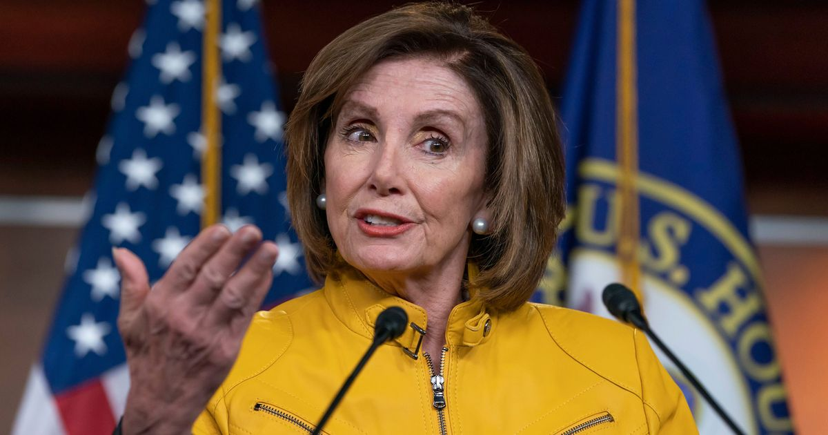 Pelosi Rules Out Censure as Alternative to Impeachment