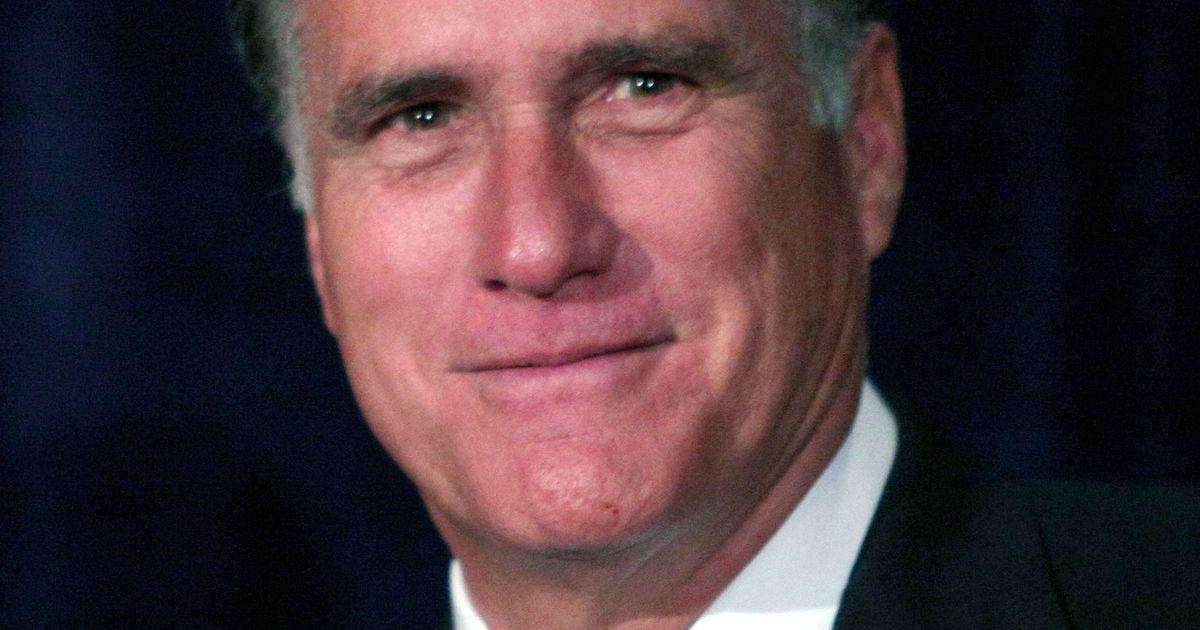 Report: Mitt Romney Considering Senate Run in Utah