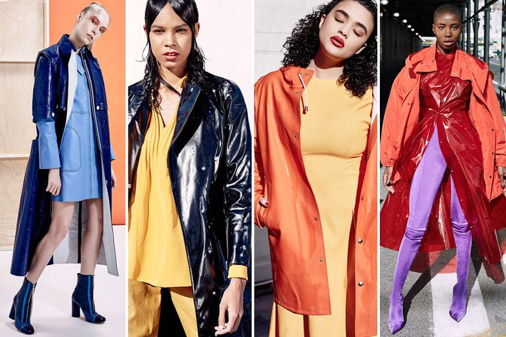 8 Stylish Raincoats to Wear This Spring
