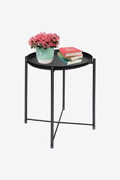 Round Tray End Table