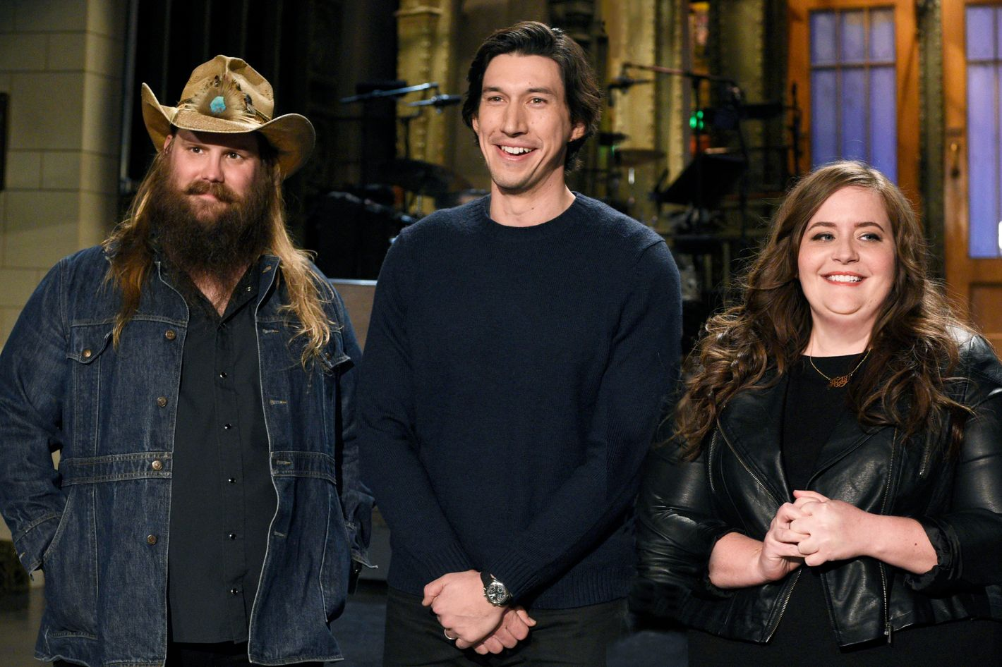 Saturday Night Live Recap Adam Driver Knows It Has To Be Hard