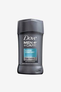 Dove Men+Care Antiperspirant Deodorant Stick, Clean Comfort