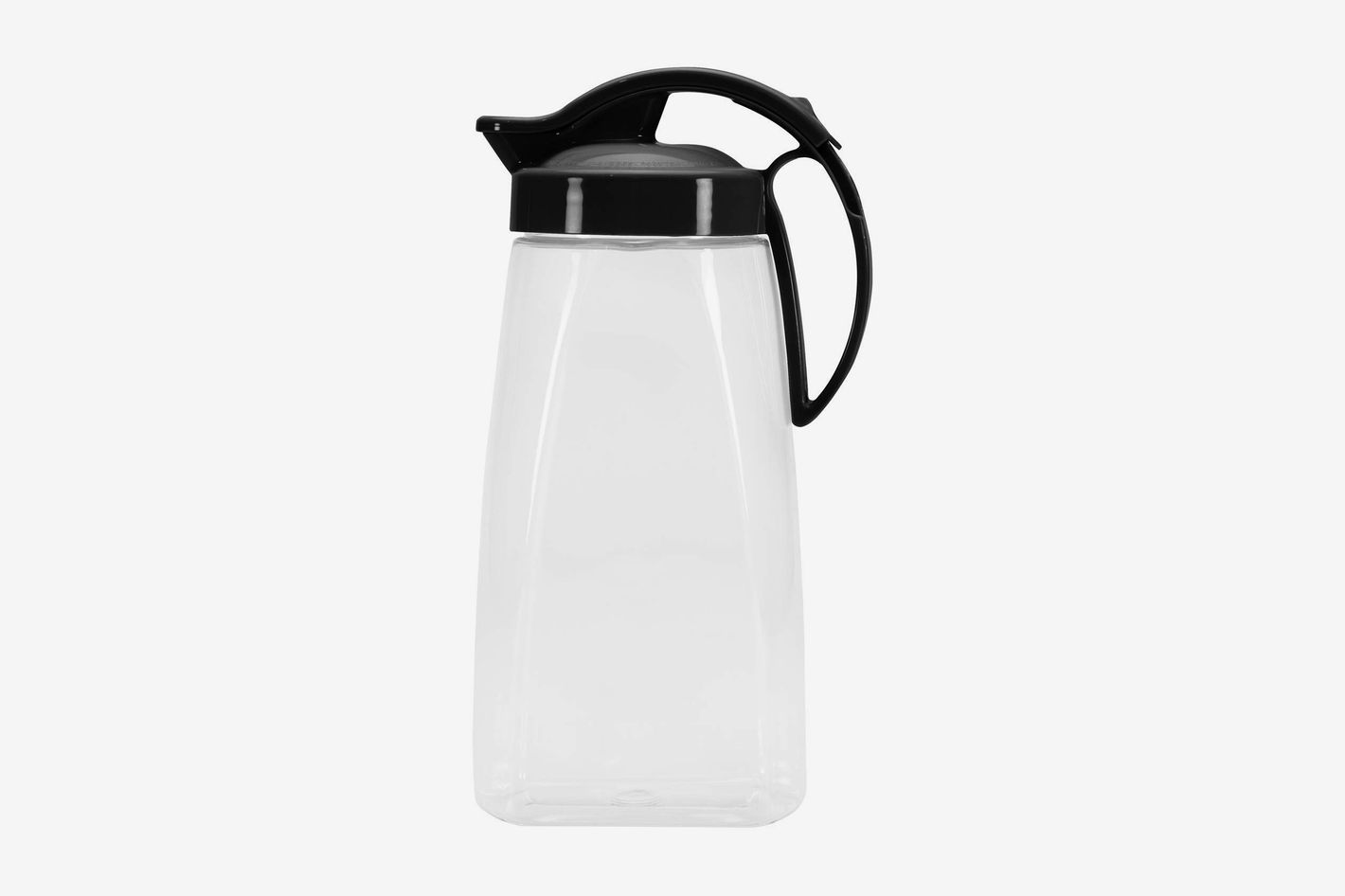QuickPour Airtight Pitcher With Locking Spout