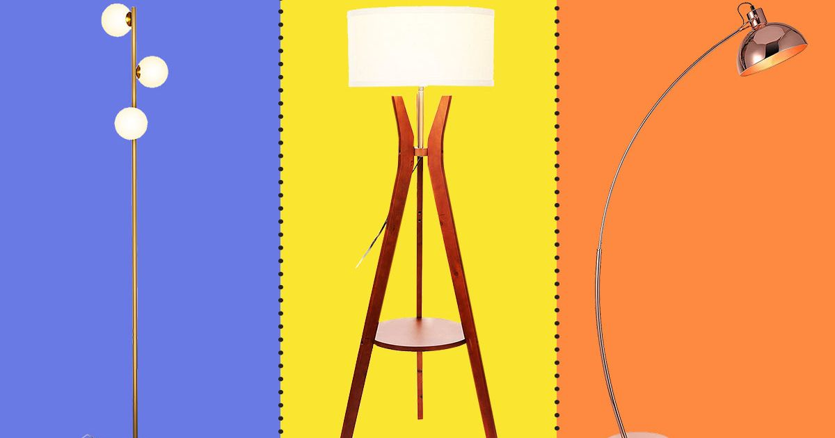 10 Cheap Floor Lamps And Table Lamps On Amazon 2018