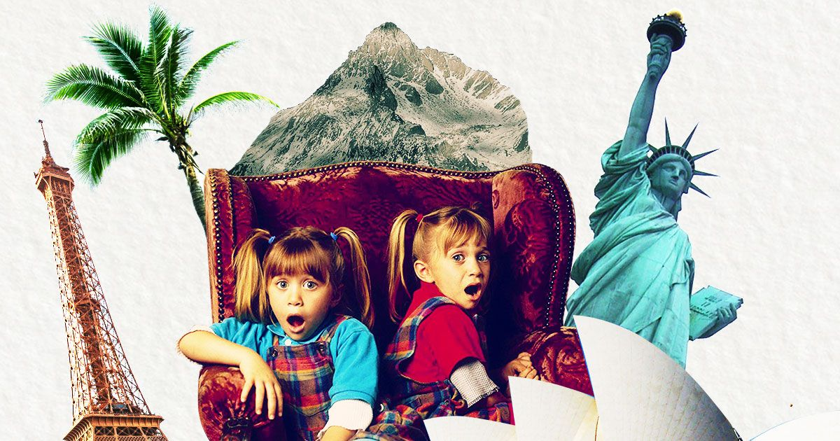 Every Mary-Kate And Ashley Olsen Movie, Ranked By Surreality